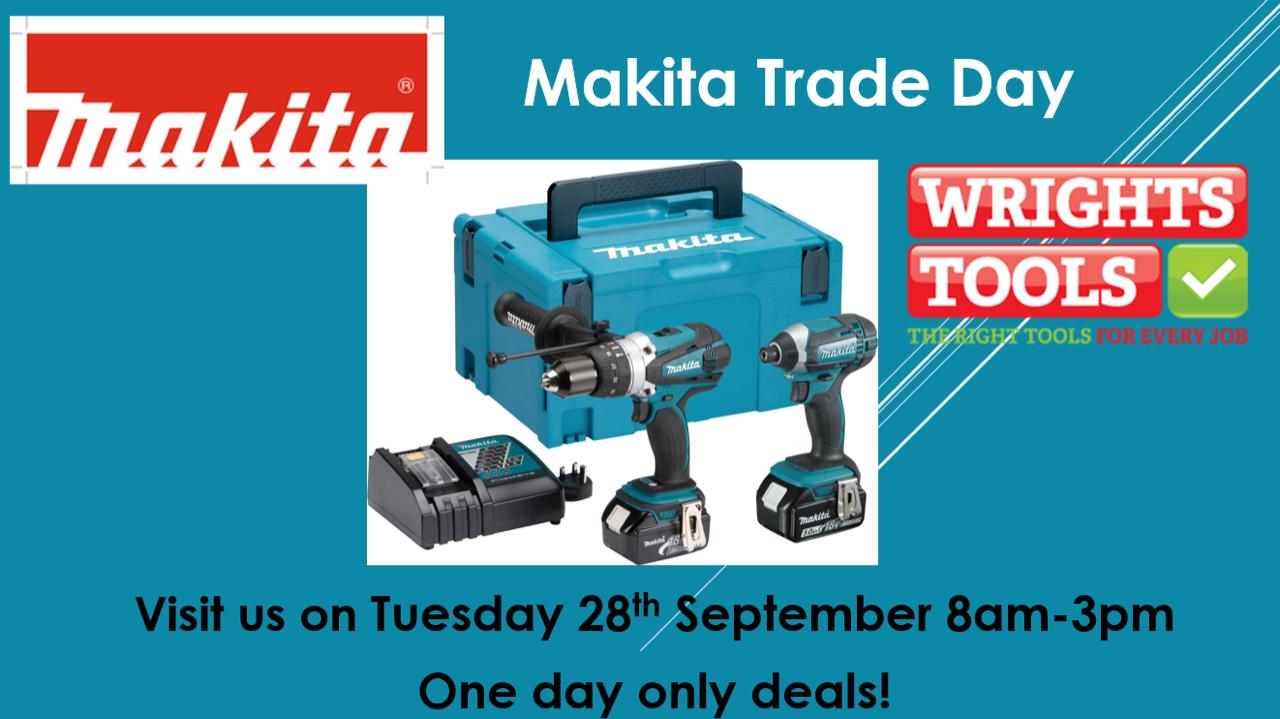 Makita Trade Day